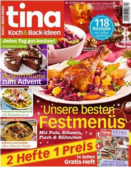 Abonnement Tina Koch & Back-Ideen magazine