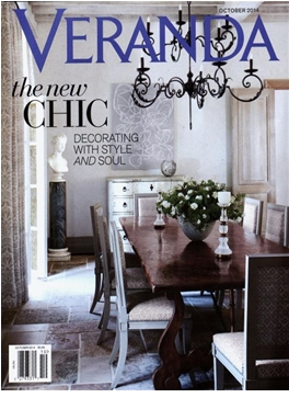 Abonnement Veranda (US) magazine