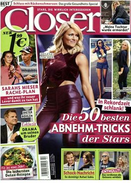 Subscription Closer (Deutsche Version) magazine
