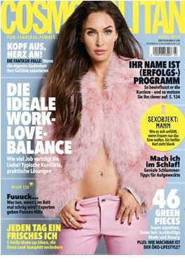 Subscription Cosmopolitan (Deutsche Version) magazine