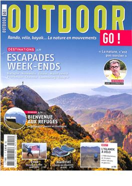 Abonnement Outdoor Go ! magazine