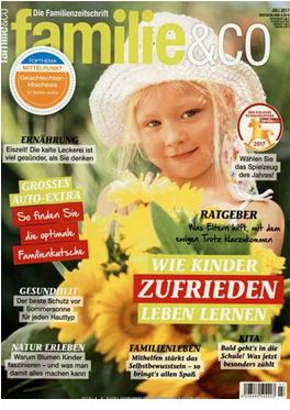 Abo Familie & co magazin