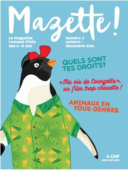 Abonnement Mazette! magazine