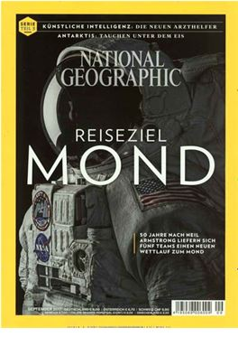 Abonnement National Geographic (Deutsche Version) magazine