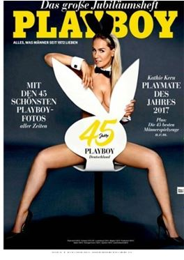 Abonnement Playboy (Deutsche Version) magazine