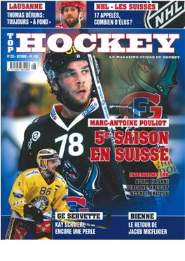 Abo Top Hockey magazin