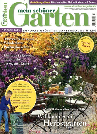 mein sch ner garten magazine subscription. Black Bedroom Furniture Sets. Home Design Ideas