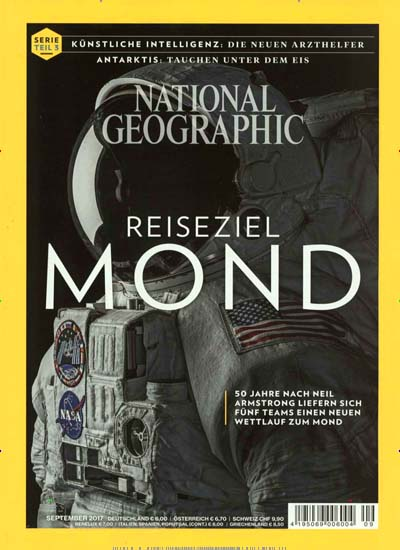 Abo National Geographic (Deutsche Version) magazin