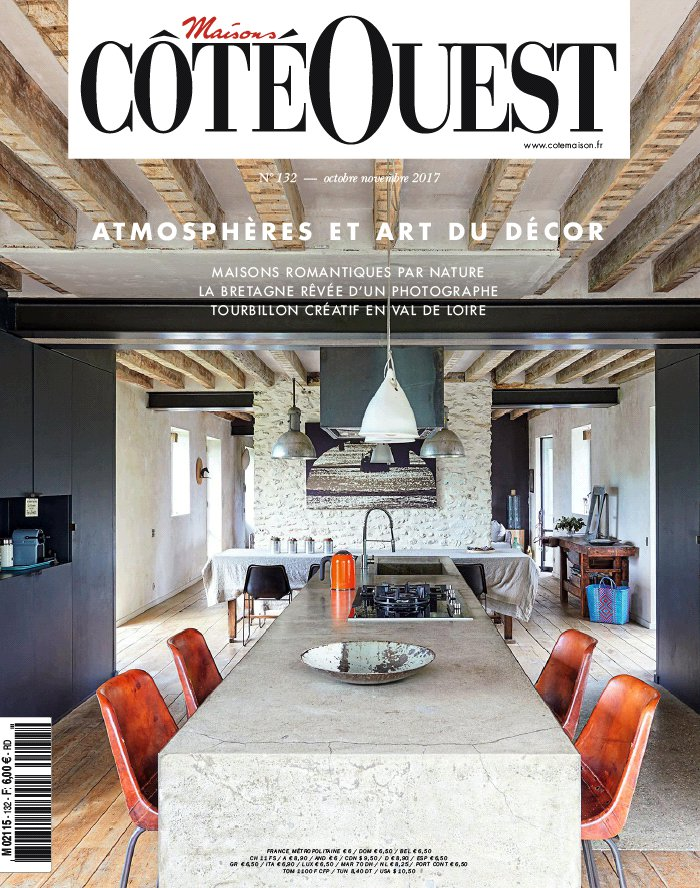 abonnement maisons cot ouest magazine. Black Bedroom Furniture Sets. Home Design Ideas