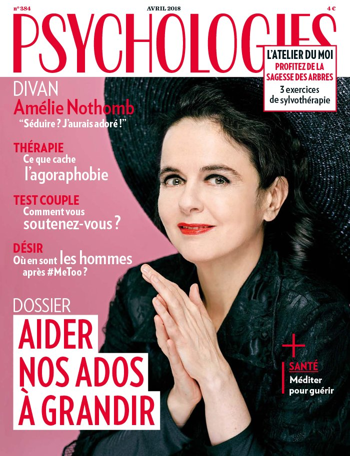 abonnement psychologies magazine magazine. Black Bedroom Furniture Sets. Home Design Ideas