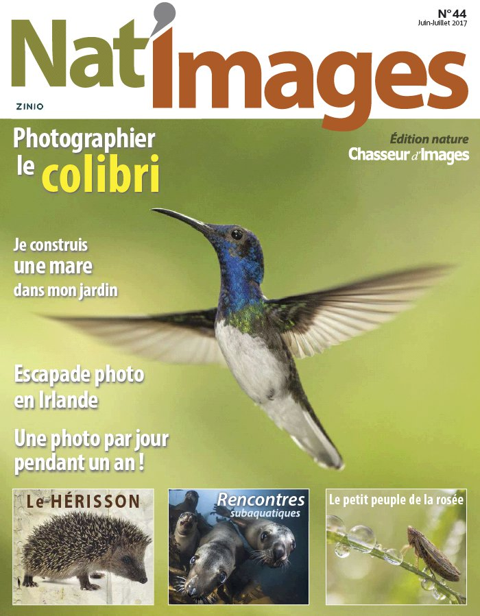 Abonnement Nat'Images magazine
