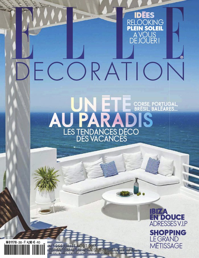 Abonnement elle d coration f magazine for Elle decoration abonnement