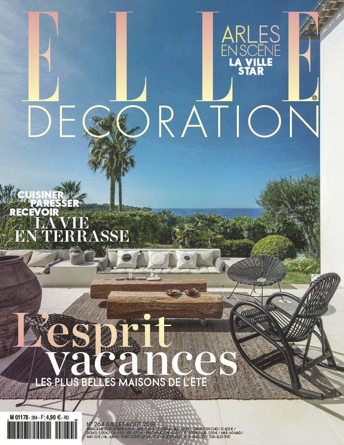 Abonnement elle d coration f magazine - Elle decoration abonnement ...