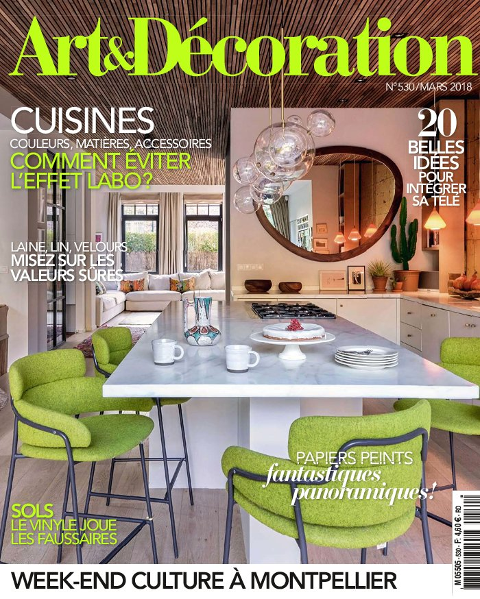abonnement art d coration magazine. Black Bedroom Furniture Sets. Home Design Ideas