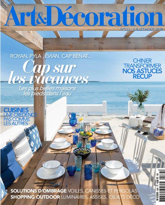 abonnement art d coration magazine. Black Bedroom Furniture Sets. Home Design Ideas