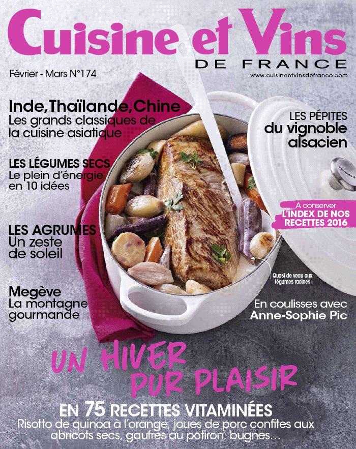 Abonnement cuisine et vins de france - Cuisine et vin de france ...