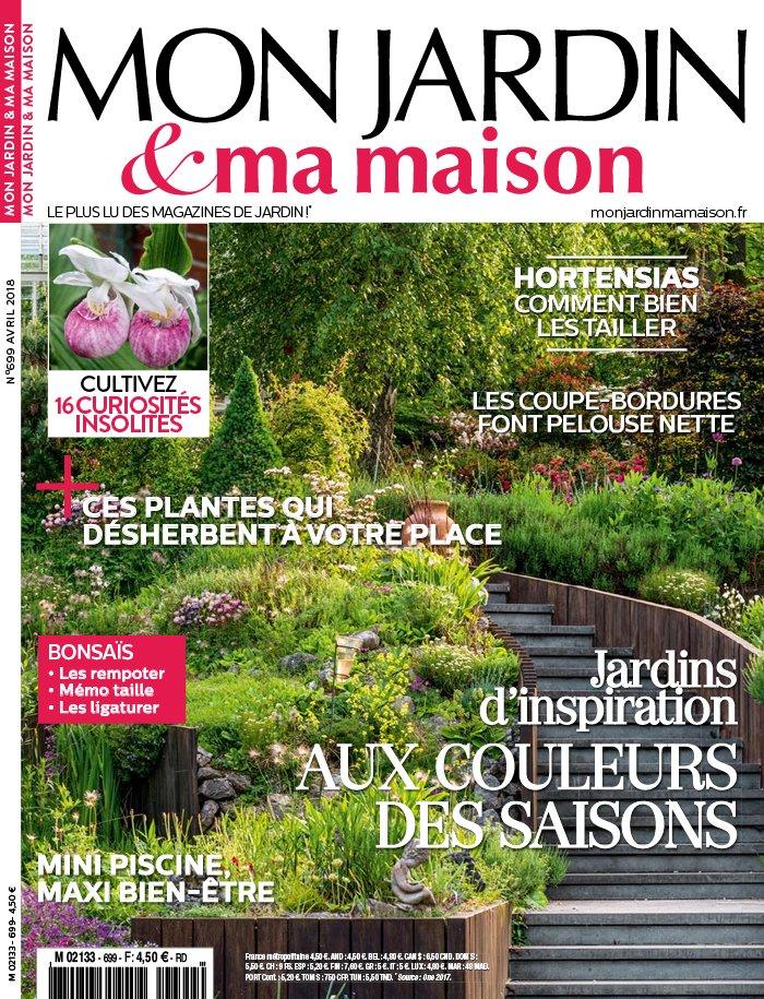 Abonnement mon jardin ma maison magazine for Abonnement maison chic magazine