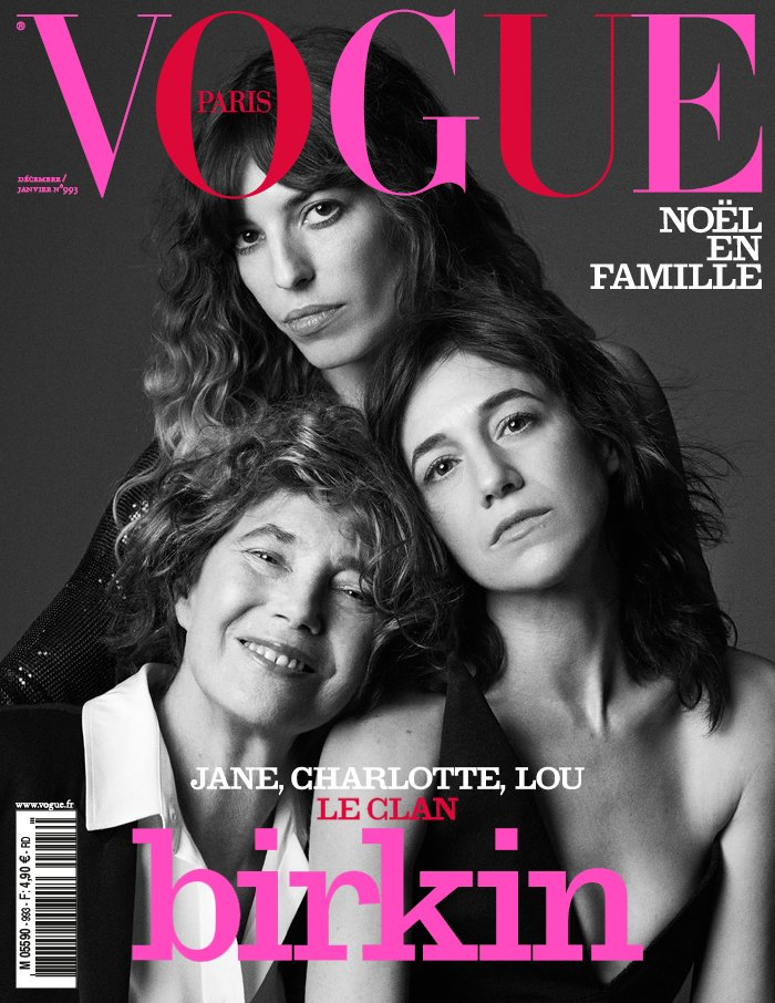 Abonnement Vogue (F) magazine