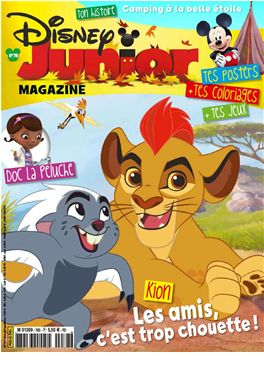 Abo Disney Junior Magazine magazin