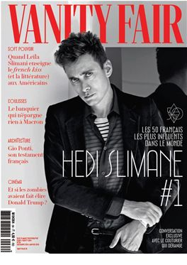 Abonnement Vanity Fair magazine