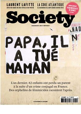 Abonnement Society magazine
