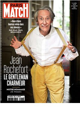 Abonnement Paris Match magazine