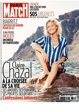 Abonnement Paris Match Suisse magazine