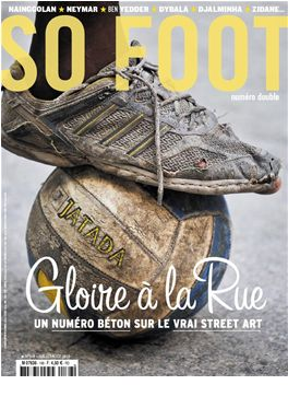 Abonnement So Foot magazine