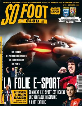 Abonnement So Foot Club magazine