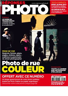 Abo Réponses Photo magazin