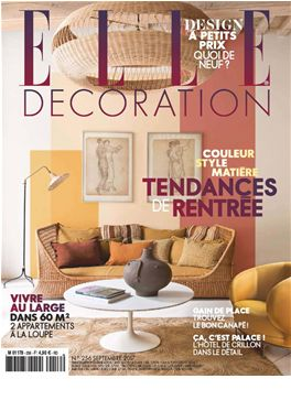 Abonnement magazine maison d co jardin for Elle decoration abonnement
