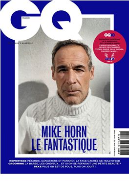 Abonnement GQ (FR) magazine