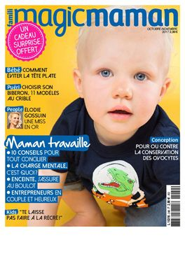 Abonnement Famili Magic Maman magazine