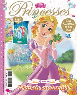 Abonnement Princesses Disney magazine